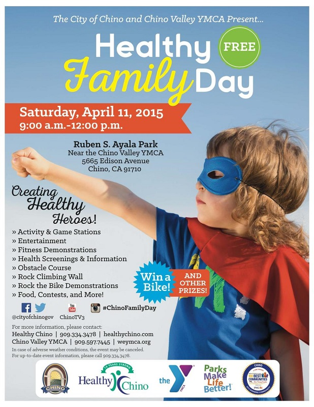 Healthy Family Day 2015